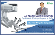 Dr. Mohan Keshavamurthy Poised To Make Rapid Strides In Robotic Surgery In Areas Of  Urology
