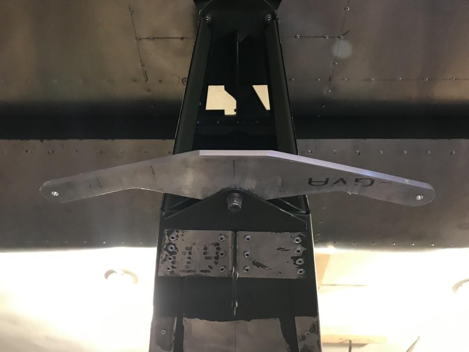 Dummy Rudder Control Horn