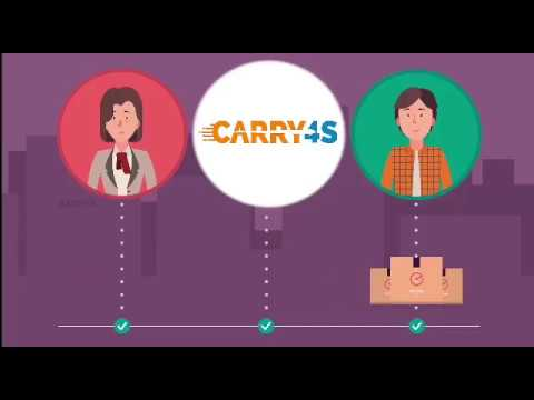 Carry4s - The Best Delivery Management System | Sathya Technosoft