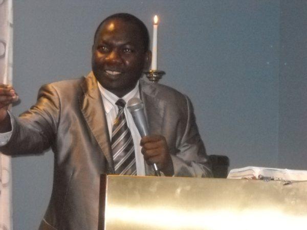 Rev Charles Oyange