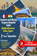 Cosmetic and Obesity Surgery Hospital hold an Events in Doha, Qatar