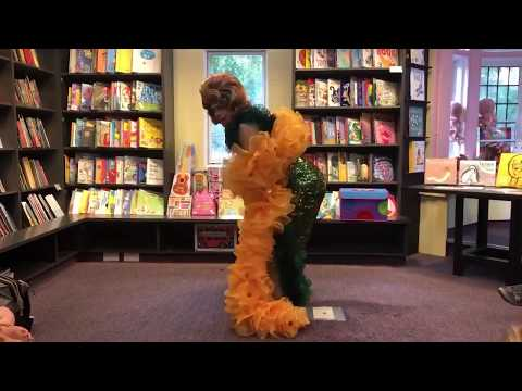 Drag queen teaches children to 'twerk' at the library