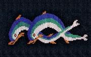 dolphin motif