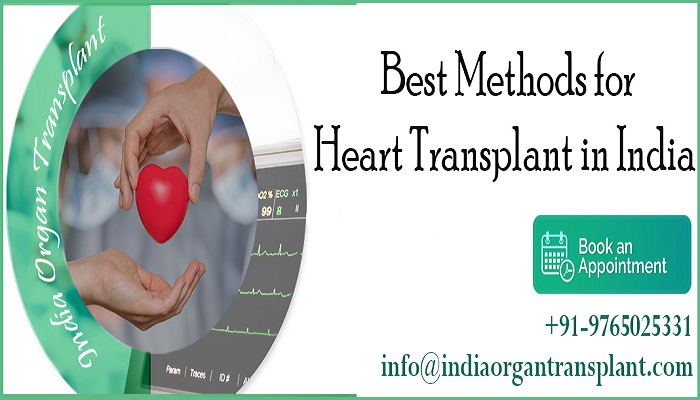 Know Everything about Heart Transplant in India
