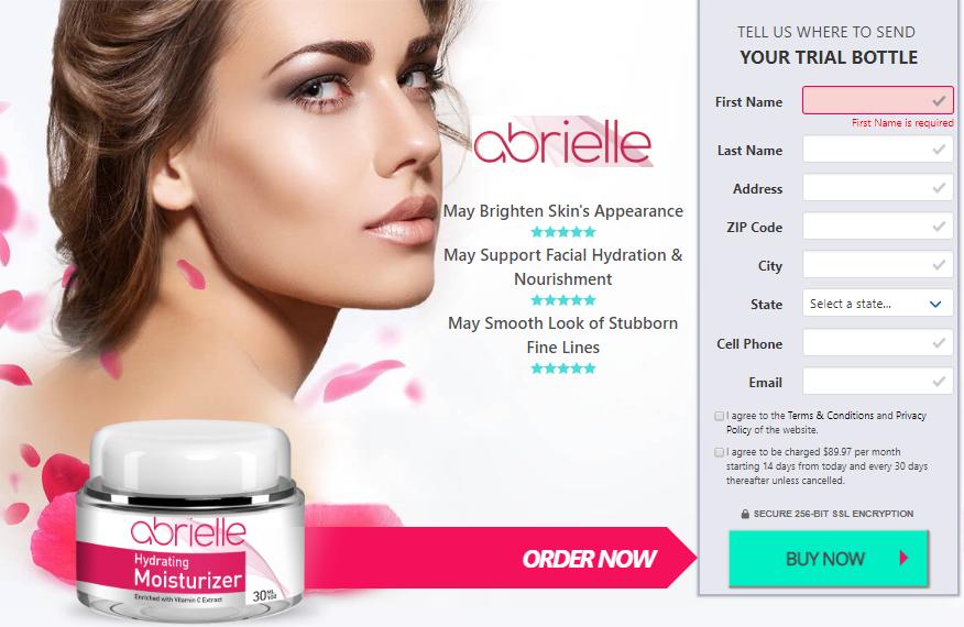 Abrielle Ageless Face Cream