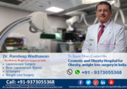 Fly to India To Get Weight Loss Surgery By Dr. Randeep Wadhawan