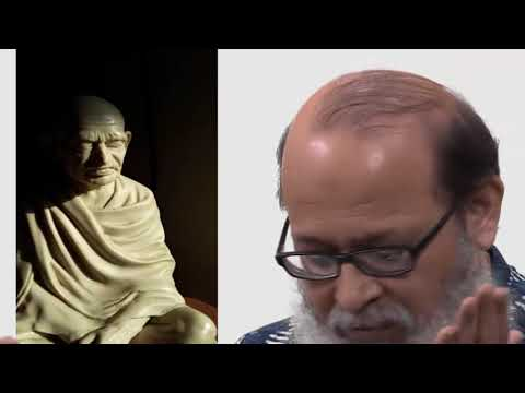 An Hour with the Mahatma