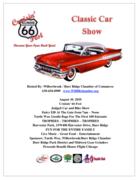 Hinsdale Magazine Classic Car Show