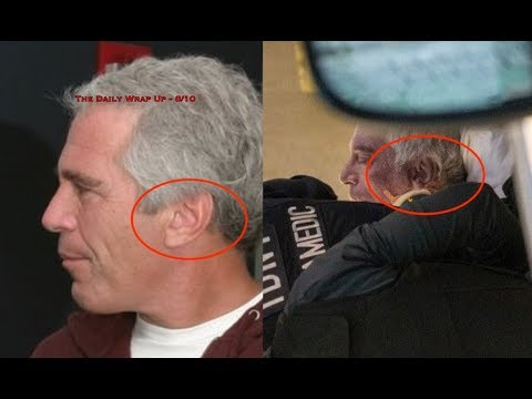 Did Epstein Commit Suicide, Get Suicided, Or Get Whisked Away To Israel? All Claims Are Being Made