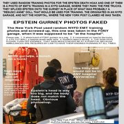Epstein Gurney Photos FAKED !