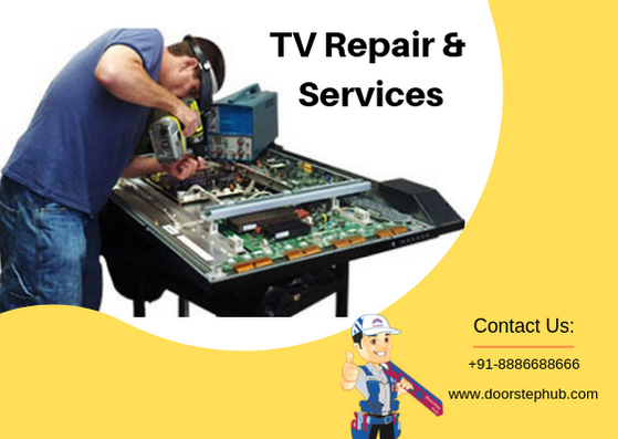 TV Technician Near me! Book Professional and Experience TV Technicians Near By you