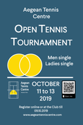 Open Tennis Tournament