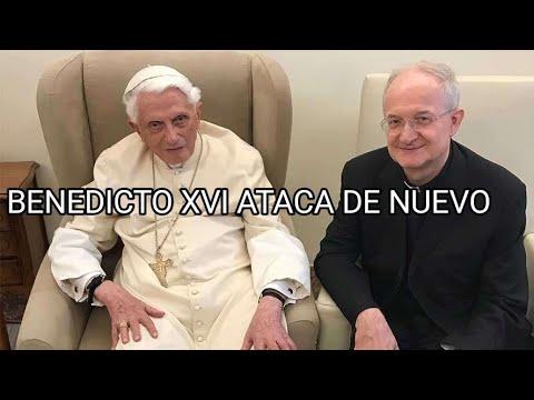 BENEDICTO XVI ATACA DE NUEVO