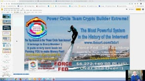 Fastest Money Making System on the Internet! Power Circle Team Crypto Builder Webinar Replay 31st July 2019