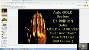 GOLD and Silver Bullion for Ordinary People from Free Auto GOLD System Webinar Replay 1st Aug 2019