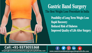 Gastric Band Surgery The Best Weight Lose Procedure in India