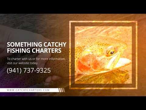 Something Catchy Fishing Charters: Bradenton Nearshore Fishing Charters