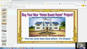Buy A New Home for $16 (£13 - €14.50) with Awesome! Amazing! Home Sweet Home Project! Webinar Replay 6th Aug 2019