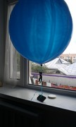Mahoro balloon with balloon