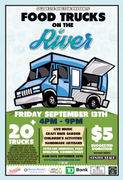 Food Trucks on the River