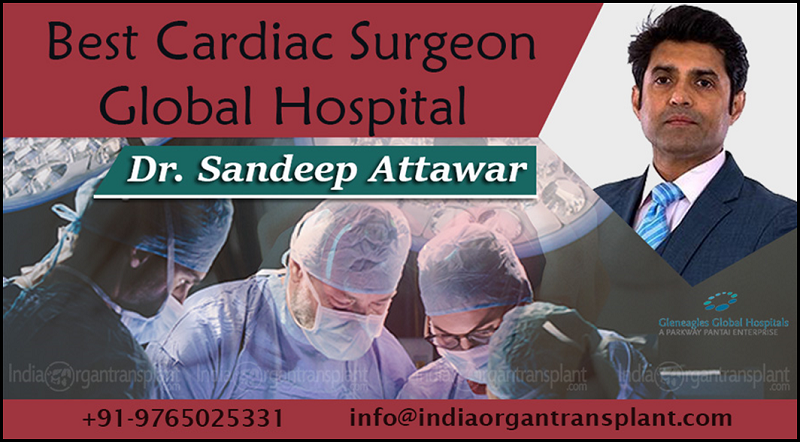 Quality Care For Heart Transplants Surgery in India