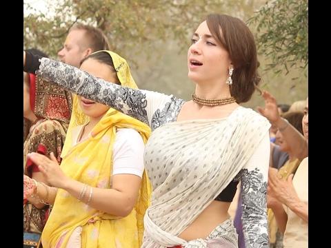 Hare Krishna Hare Rama Kirtan by Rikki & Shyam Sunder Das | Joy of Krishna Consciousness