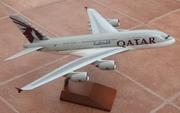 Pacmin 1:200 Qatar A380