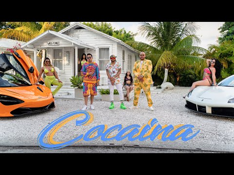 "Cristion D'or, Fat Joe, De La Ghetto - ""Cocaina"" [Official Video]"