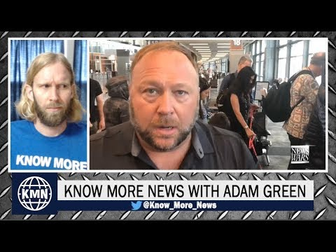 "Know More News: ""Alex Jones CAUGHT LYING About Epstein Network"""