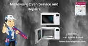 Microwave oven General service by Professionals in Hyderabad