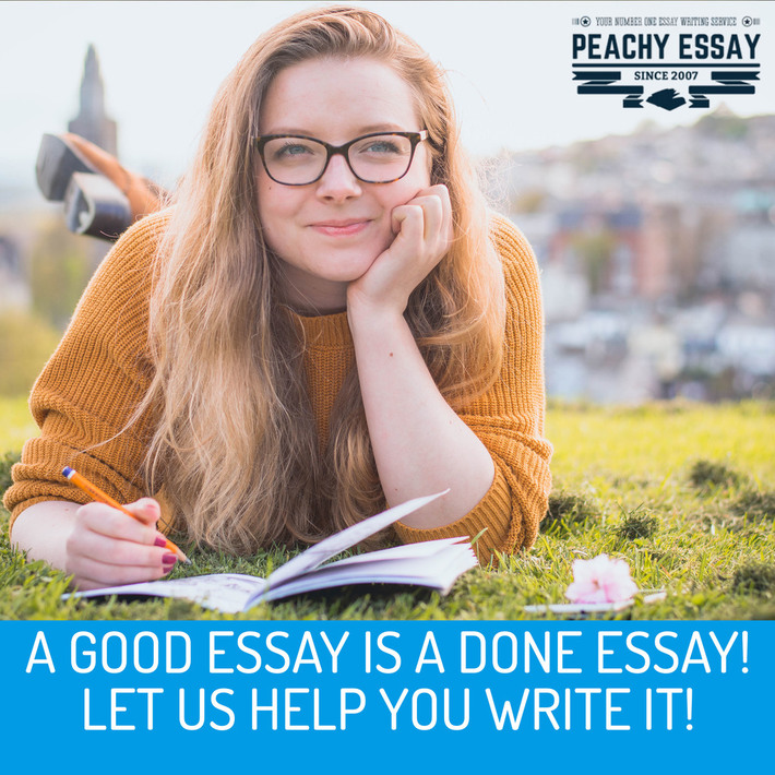 Peachy Essay; Your Number One Essay Writing Service