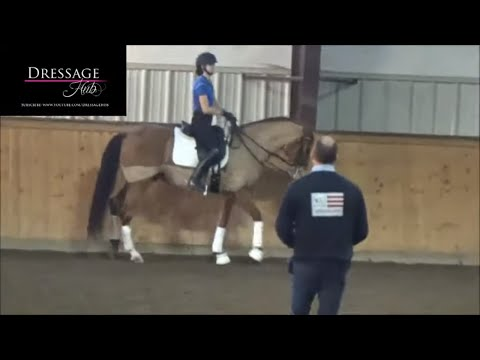 Jeremy Steinberg: Extreme Angles For Better Elevation In Dressage