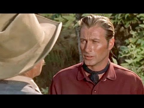 The Man From Bitter Ridge | WESTERN | English | starring LEX BARKER | full length western movie