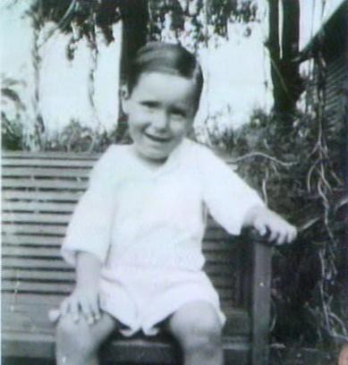Jim Nabors, Age 4