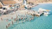 Διάπλους Παροικιάς / Marcello-Livadia Swim Crossing