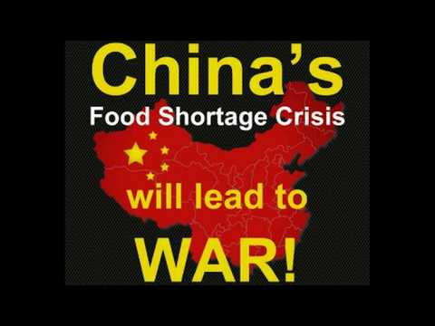 China's Soaring Food Prices Will Lead to War