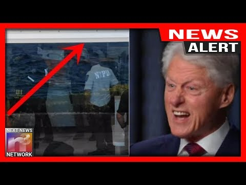 ALERT: TWISTED Painting Of Bill Clinton Inside Epstein's Home Tells You EVERYTHING You Need To Know