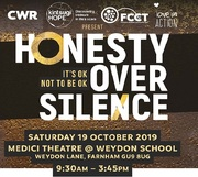 Honesty Over Silence - It's OK Not To Be OK - Day Conference