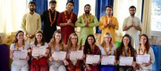 100 Hour Yoga Teacher Training - Rishikesh Yogkulam