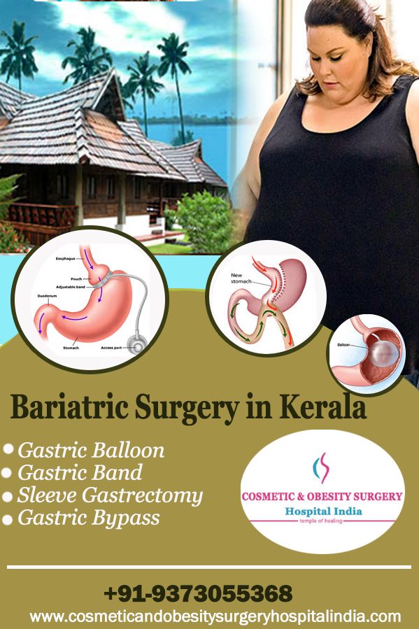 Bariatric Surgery in Kerala – The Ultimate Solution for Obesity
