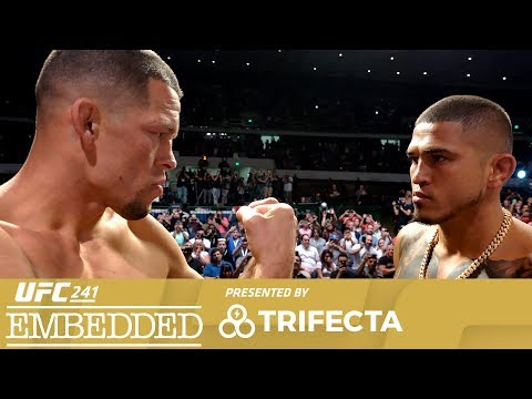 UFC 241 Embedded: Vlog Series - Episode 7