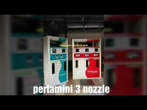 Pom mini Pertamini digital 3 nozzle 081320056565