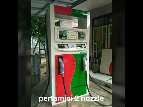 Pom mini Pertamini digital 2 nozzle|081320056565