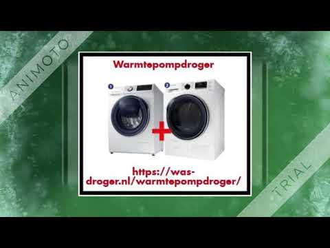 Warmtepompdroger Kopen