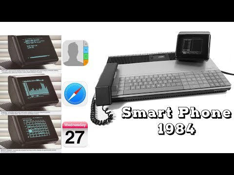 A smart phone from 1984 - The STC Executel