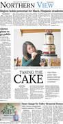 """Grand Forks Herald """"Northern View"""" cover 8/18/19"""