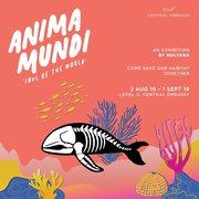 """นิทรรศการรักษ์โลก """"ANIMA MUNDI: Soul of the World"""""""