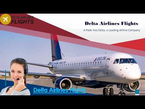 Delta Airlines Flights – Book Cheap Flights