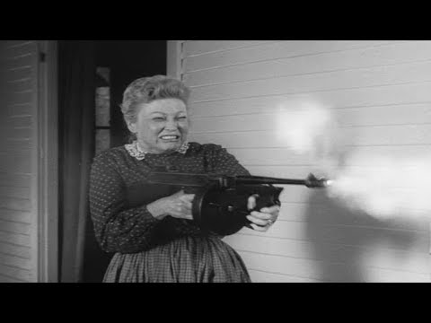 Ma Barker's Killer Brood (1960) HOLLYWOOD CRIME