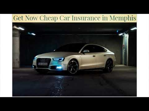 Get Now Cheap Car Insurance in Memphis
